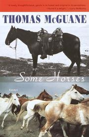 Cover of: Some Horses
