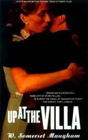 Cover of: Up at the Villa
