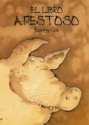 Cover of: El Libro Apestoso (The Smelly Book