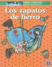 Cover of: Los Zapatos De Fierro