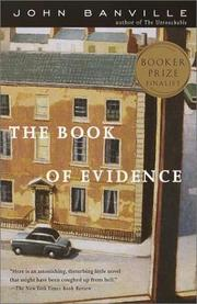 Cover of: The book of evidence | John Banville