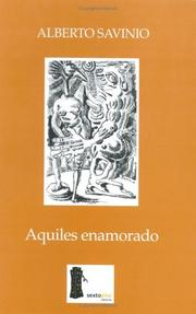Cover of: Aquiles enamorado