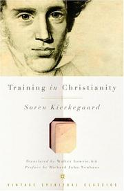 Training in Christianity by Mark C. Taylor