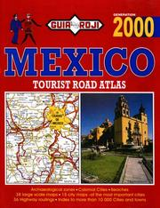 Cover of: Mexico Tourist Road Atlas