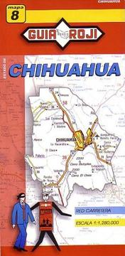 Cover of: Chihuahua State Map