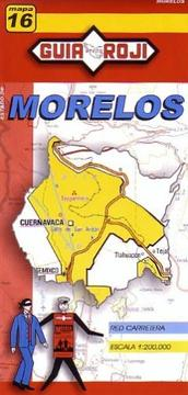 Cover of: Morelos State Map