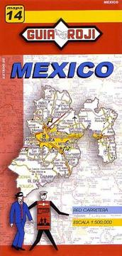 Cover of: Mexico State Map