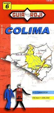 Cover of: Colima State Map