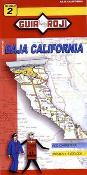 Cover of: Baja California Norte State Map