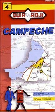 Cover of: Campeche State Map