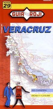 Cover of: Veracruz State Map by Guia Roji