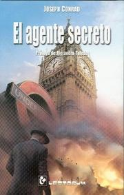 Cover of: El agente secreto