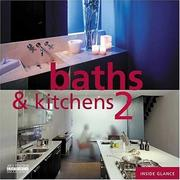 Cover of: Baths and Kitchens II (Mexican Architects) | AM Editores