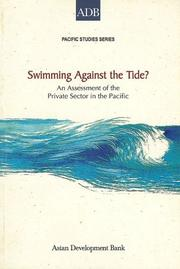 Cover of: Swimming against the tide? | Paul Holden