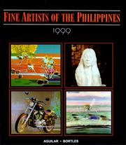 Cover of: Fine artists of the Philippines | Marlene Aguilar