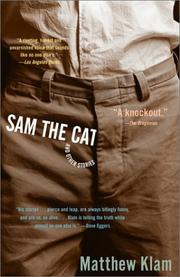 Cover of: Sam the Cat