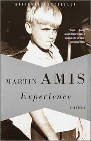 Cover of: Experience: a memoir