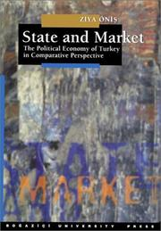 Cover of: State and market