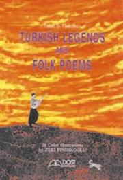 Cover of: Turkish Legends and Folk Poems | Talet S. Halman