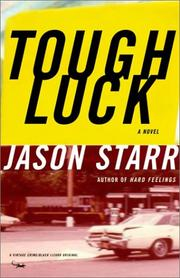 Cover of: Tough luck | Jason Starr
