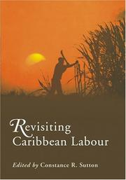 Cover of: Revisiting Caribbean Labour