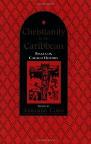 Cover of: Christianity in the Caribbean