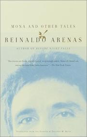 Cover of: Mona and other tales