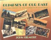 Cover of: Glimpses of our past | Gilmore, John