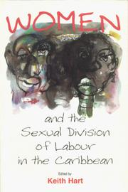 Cover of: Women and the sexual division of labour in the Caribbean |