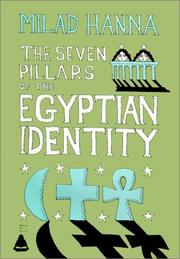 Cover of: seven pillars of the Egyptian identity | MД«lДЃd бё¤annДЃ