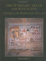 Cover of: Funerary Art of Ancient Egypt | Abeer El-Shahawy