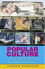Cover of: Popular Culture In The Arab World