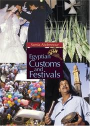 Cover of: Egyptian Customs And Festivals