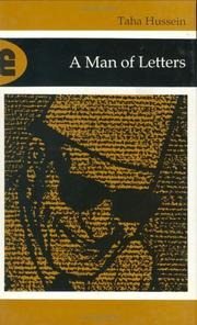 Cover of: A man of letters