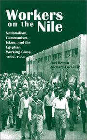 Cover of: Workers on the Nile | Joel Beinin