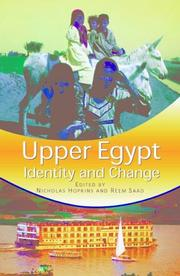 Cover of: Upper Egypt | Nicholas S. Hopkins