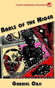 Cover of: Baals of the Niger