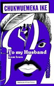 Cover of: To my husband from Iowa