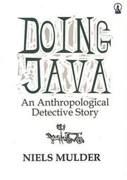Cover of: Doing Java