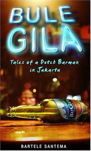 Cover of: Bule gila | Bartele Santema