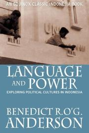 Cover of: Language and Power