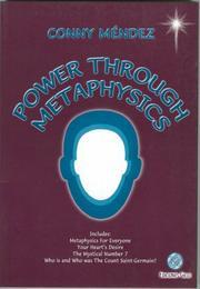 Power through metaphysics conny mendez