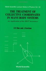 Cover of: treatment of collective coordinates in many-body systems | Daniel R. BeМЂs