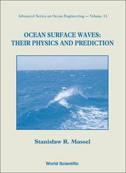 Cover of: Ocean surface waves