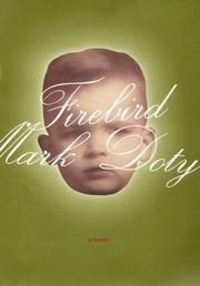 Cover of: Firebird | Mark Doty