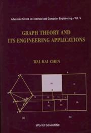 Cover of: Graph theory and its engineering applications