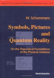 Cover of: Symbols, Pictures, and Quantum Reality