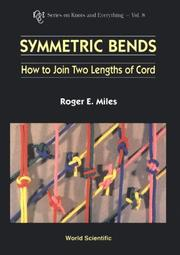 Cover of: Symmetric bends