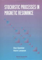 Cover of: Stochastic processes in magnetic resonance