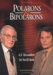 Cover of: Polarons & bipolarons